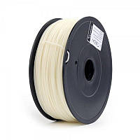 Филамент пластик Gembird для 3D-принтера, ABS, 1.75 мм, белый, 600гр