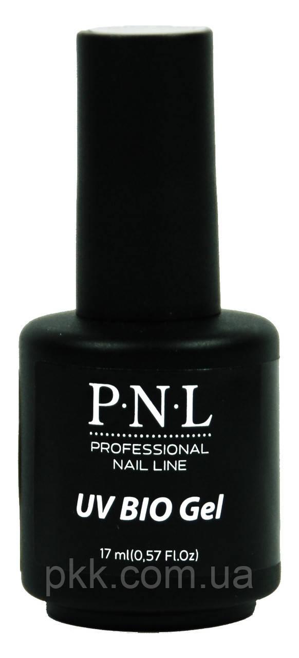 Укрепляющий биогель для ногтей PNL UV BIO Gel 506
