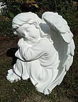 Статуэтка ангел купить. Ангел из вибробетона №4  34 см