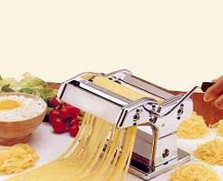Лапшерезка frico, с насадками для спагетти, лазаньи, сделана из нержавеющий стали