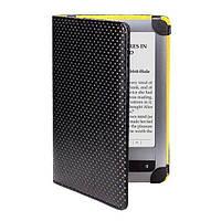 Чехол для электронной книги PocketBook 613/622/623/624/614/626 perforated, Yellow