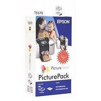 Картридж Фото сублимационный EPSON PicturePack for PictureMate 100, 135л.