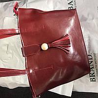 Женская кожаная сумка 2017