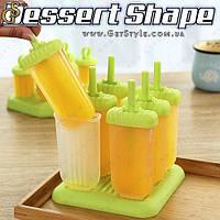 """Формочки для мороженого - """"Dessert Shape"""" - 6 шт, фото 1"""