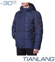 Мужская куртка на зиму стильная