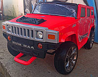 Электромобиль Джип M 3581EBR красный