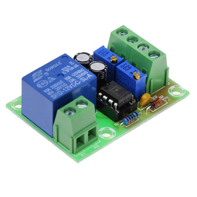 XH-M601 плата контролер заряда 12 В с реле