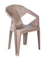Кресло пластиковое Special4You MUZE MANDARIN PLASTIC (E0666)