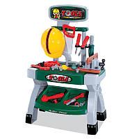 """Игровой набор Tobi Toys """"Мастерская с инструментами"""""""