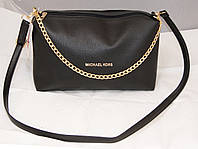 Женская сумка-клатч Michael Kors, цвет черный Майкл Корс MK