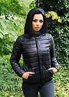 Куртка женская (плащевка на синтепоне 150 + качественная подкладка) мод.050