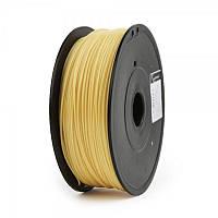 Филамент пластик Gembird для 3D-принтера, ABS, 1.75 мм, желтый, 600гр