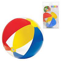 Мяч 59032 (36шт) разноцветный, 61см, в кульке, 24-16см