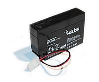 Батарея для ИБП 12В 0,8Ач Merlion AGM GP1208СС 12 V 0,8Ah