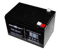 Батарея для ИБП 12В 12Ач Maxxter / MBAT-12V12AH /  ШхДхВ 150x94x98