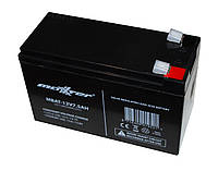 Батарея для ИБП 12В 7.5Ач Maxxter / MBAT-12V7.5AH /  ШхДхВ 150x94x98