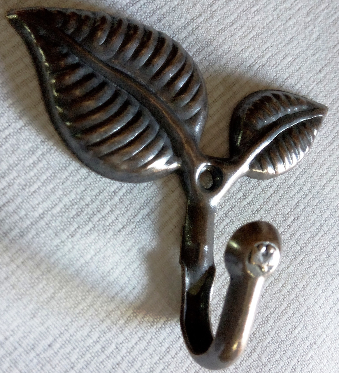 Крючок лист, сталь