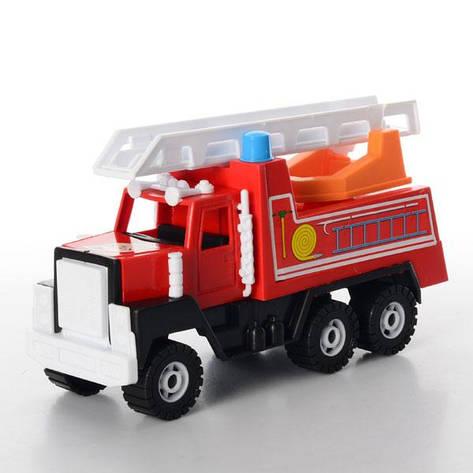 """Автомобиль 221 """"Камакс пожарная машина"""", 26x95x13,5 см, фото 2"""
