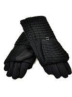 Перчатки Женские варежка(митенки) МариFashion оптом 10 пар