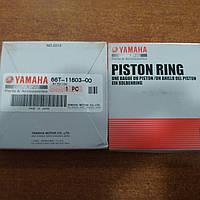 66T-11603-00 Кольца поршневые STD 80mm для двухтактных моторов Yamaha 40