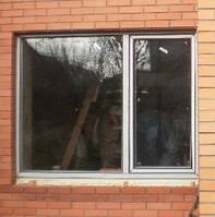 Сравнение цен на Двухстворчатые металлопластиковые окна Киев., фото 1
