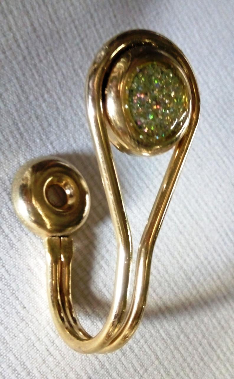 Крючок, золото