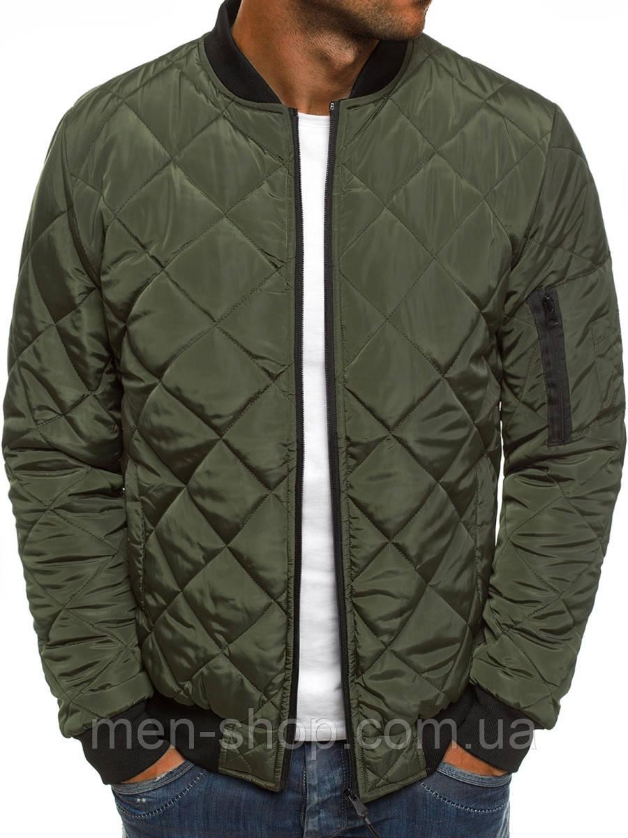 Красивая мужская куртка на осень