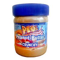 """Арахисовое масло Peo Peanut Butter - creamy """"Паста с приятным солоноватым вкусом"""" 340 гр., Германия"""
