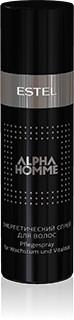 Энергетический спрей для волос, 100 мл. Estel professional (Эстель) ALPHA HOMME