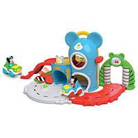 Детский музыкальный гараж Mickey Mouse