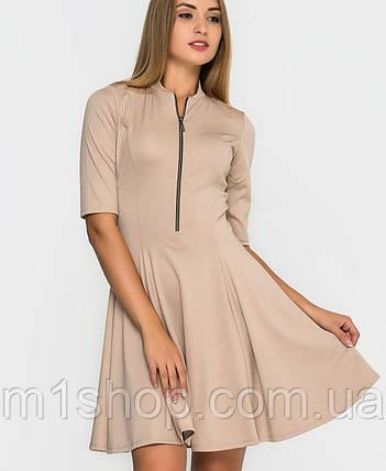 Женское расклешенное платье (Lorin sk), фото 2