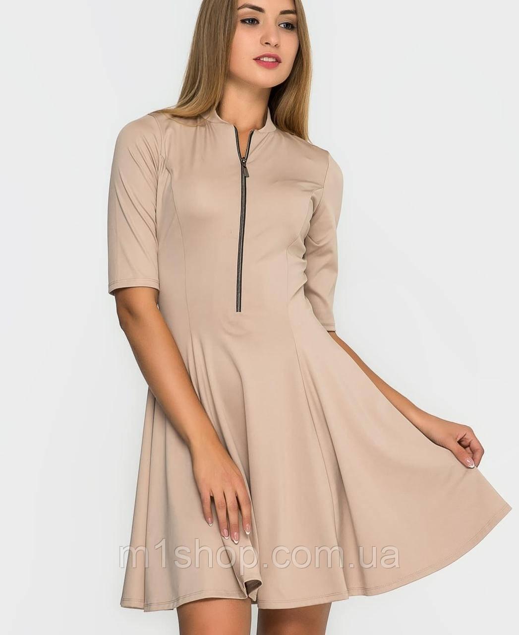 Женское расклешенное платье (Lorin sk)