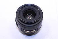 Объектив Nikon DX AF-S Nikkor 35mm, 1:1.8