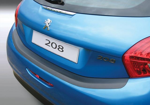 RBP578 Rear bumper protector Peugeot 208 2012>