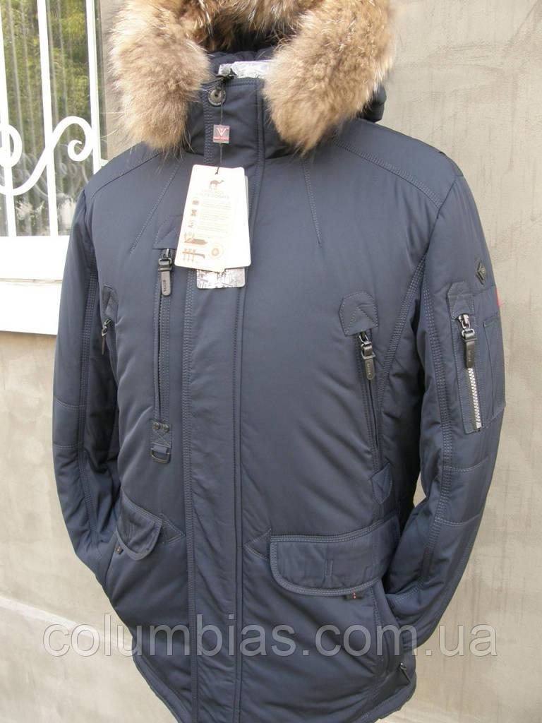 Зимняя мужская куртка Польша  продажа, цена в Днепропетровской ... 2430932be69