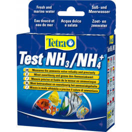 Tetra test Ammonia (NH3) на содержание ионов аммиака