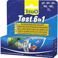 Экспресс-тест воды, TetraTest 6 in 1