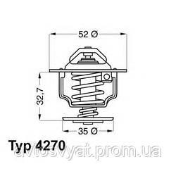 Термостат Ford Transit 2.5D/TD 91- (88)
