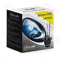 Лампы ксеноновые Solar D1S 4300k