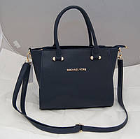 Женская сумка Michael Kors, цвет синий Майкл Корс MK