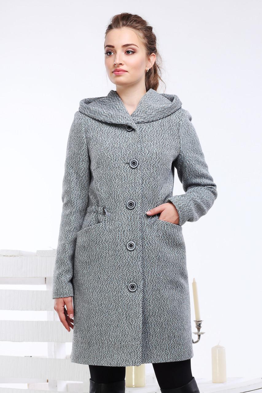 72440a341738 Женское демисезонное пальто Биргит - Интернет-магазин