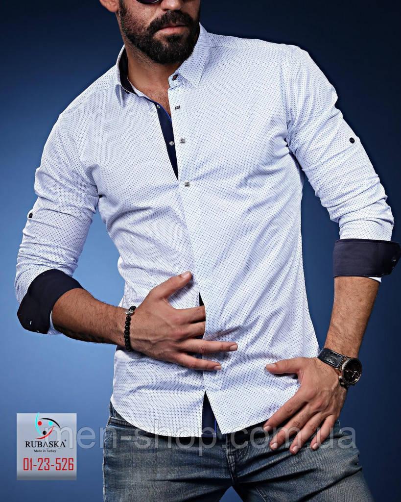 7c38effa69c Мужская рубашка нарядная на кнопках  продажа