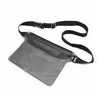 Универсальная водонепроницаемая сумка черная