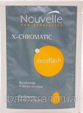 Nouvelle Decoflash Осветляющее средство для волос 25 г
