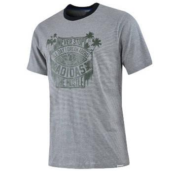 Adidas футболка AS Tee_5 Art Erkek Skatebording, фото 2