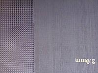 Резина подметочная каучуковая Конвертик, (Китай) 570*380*2мм, цв. черный