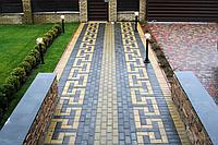 Тротуарная плитка Кирпичик 45мм