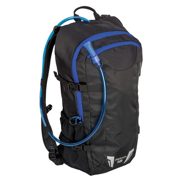 Рюкзак Highlander Falcon Hydration Pack 18 Black/Blue