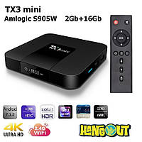 TX3 Mini TV Box Amlogic S905W, 2Gb+16Gb