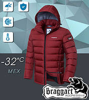 Зимняя куртка мужская теплая